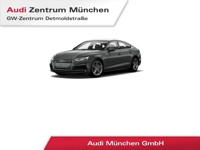 "Audi A5 Sportback 2.0 TDI qu. Sport S line Matrix Navi Leder PhoneBox 18"" S tronic, Jahr 2017, diesel"