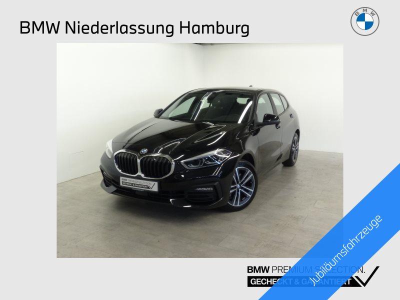BMW 118d Advantage LED Tempomat Klimaaut. Shz PDC, Jahr 2019, Diesel