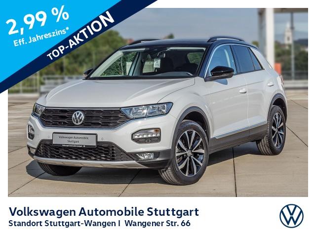 Volkswagen T-Roc Style 1.5 TSI Navi SHZ PDC, Jahr 2018, Benzin