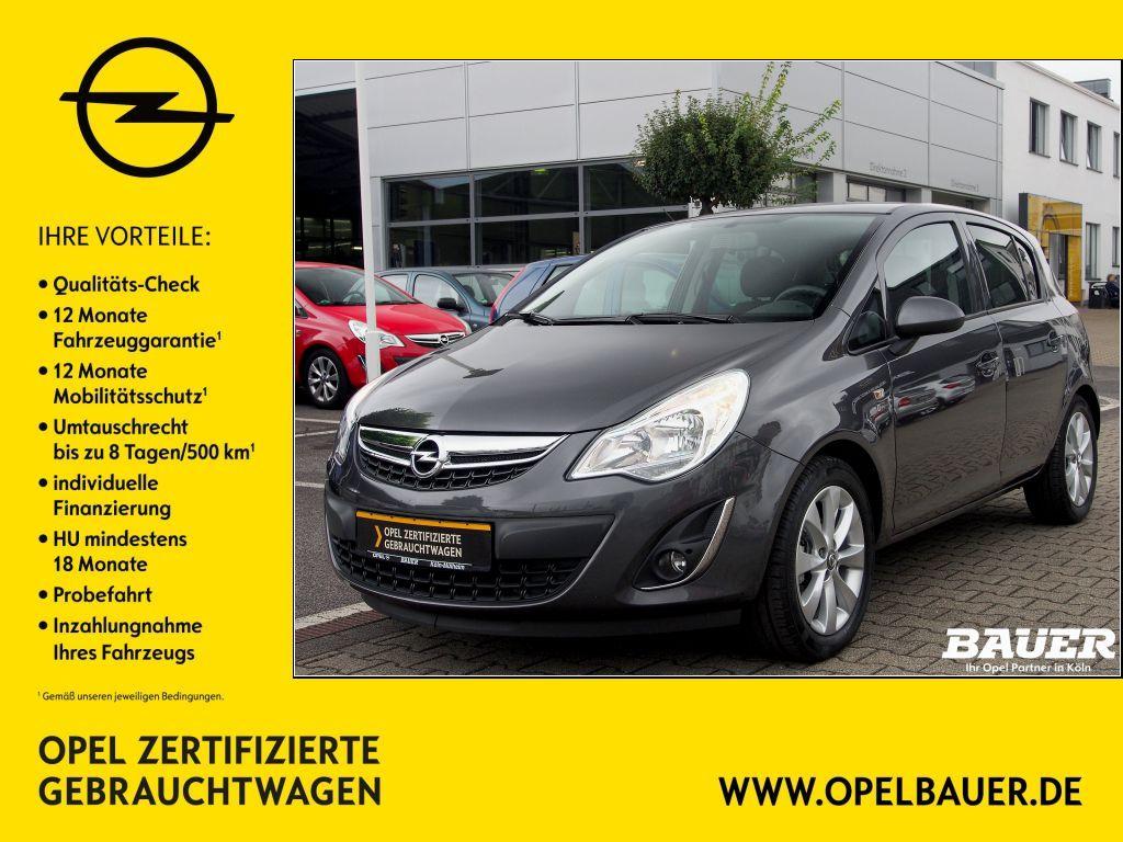 Opel Corsa 1.2 16V ecoFLEX 150 Jahre Opel, Jahr 2013, Benzin