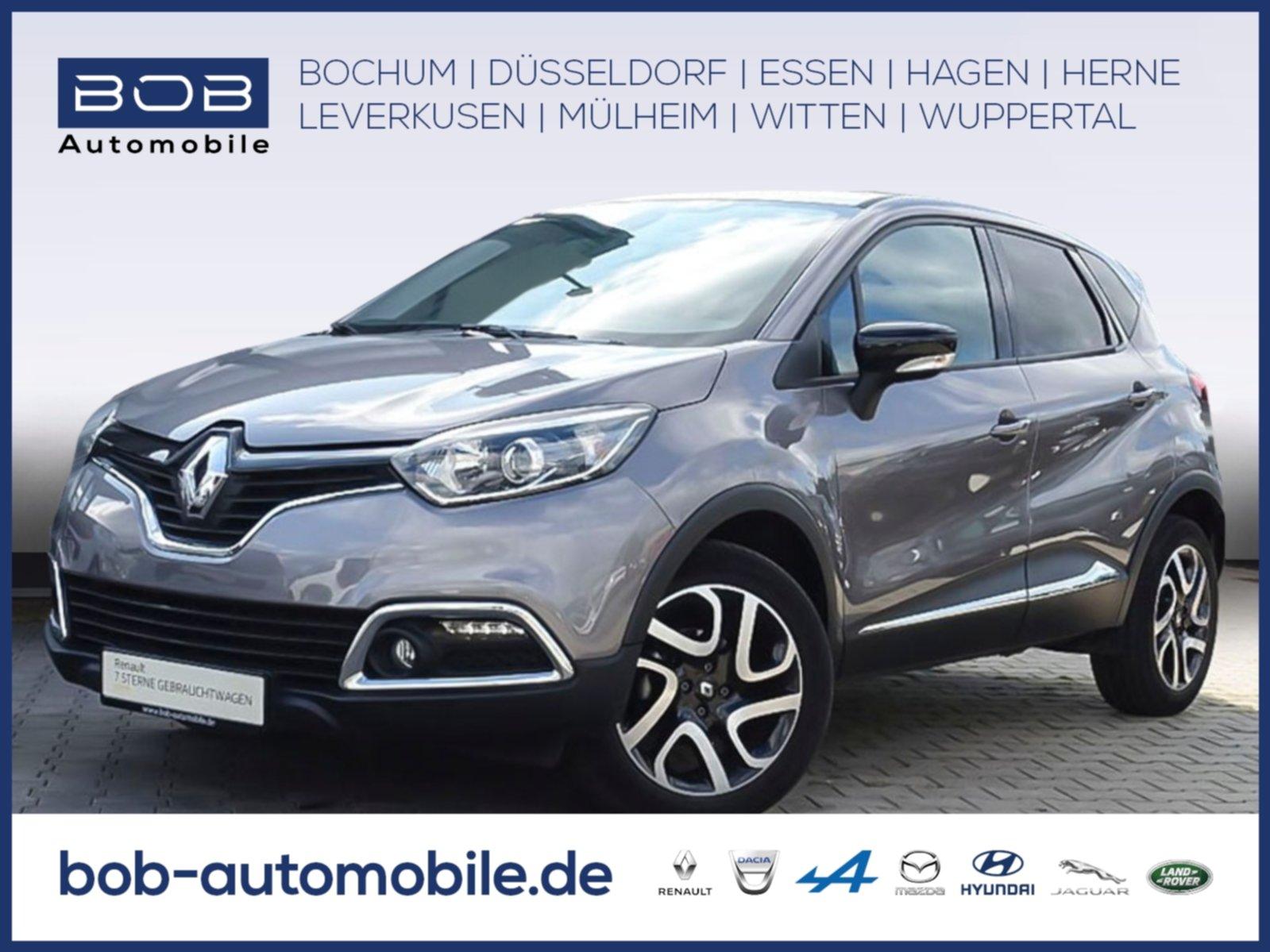 Renault Captur TCe 90 Intens NAVI SHZ PDC, Jahr 2016, Benzin