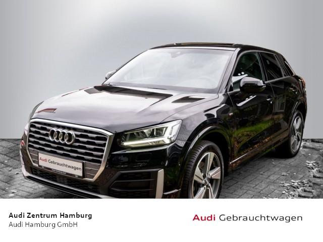 Audi Q2 1,4 TFSI COD design S tronic S LINE VIRTUAL PANO, Jahr 2017, Benzin