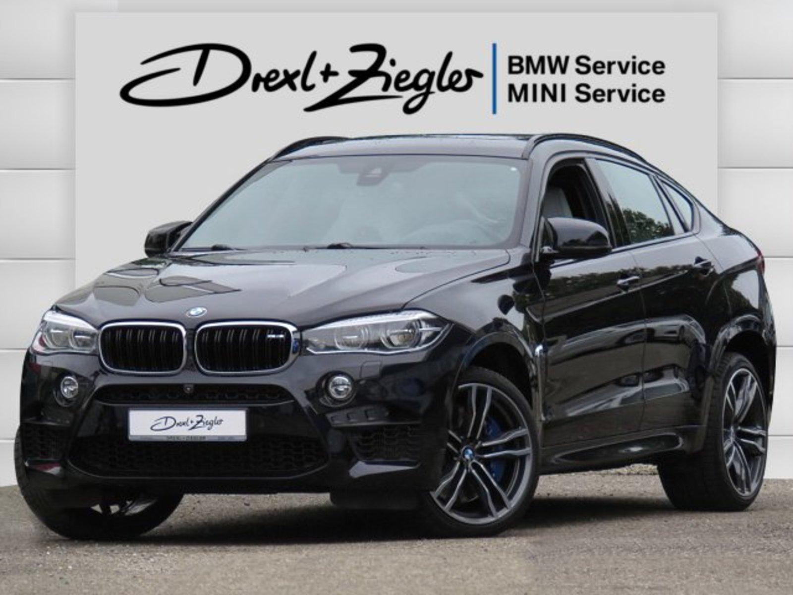 BMW X6 M Driver's Pack. Surround View HUD DAB H&K, Jahr 2017, Benzin