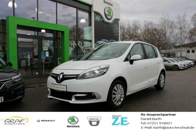 Renault Scenic Expression 1.6 16V 110, Jahr 2014, Benzin