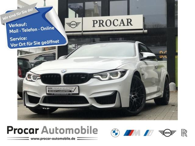 BMW M4 Coupe Competition L.Rate 789, Euro br. o. Anz, Jahr 2019, Benzin