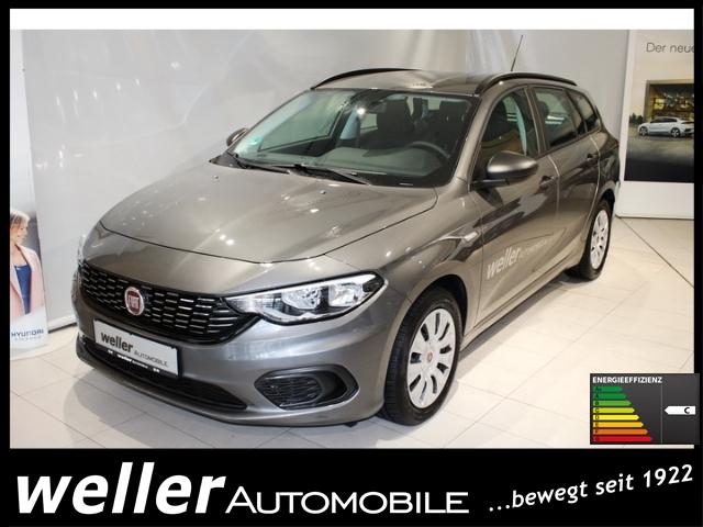 Fiat Tipo MORE Kombi, Klimaanlage, Parksensoren, Bluetooth, Jahr 2017, Benzin