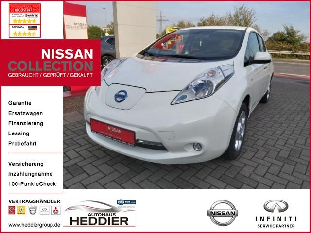 Nissan Leaf Acenta *KAMERA, NAVI, SITZHEIZUNG v+h, Jahr 2014, Elektro