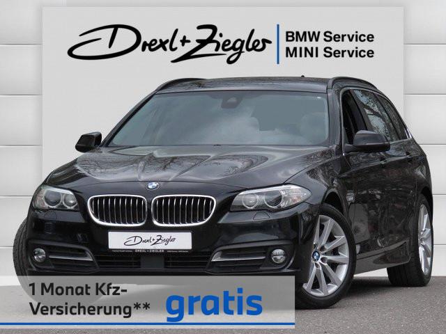 BMW 530d xDrive Touring Xenon HuD HiFi Alarm Alu18, Jahr 2017, Diesel
