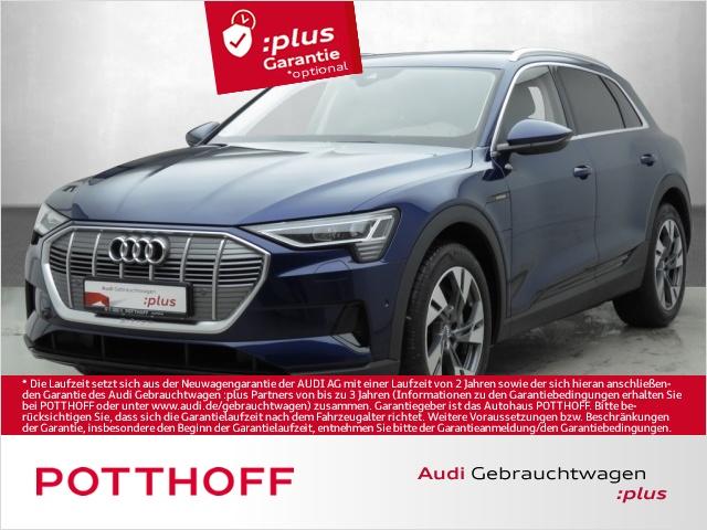 Audi e-tron 50 Alcantara 20Zoll ACC Virtual Navi LED, Jahr 2020, Elektro