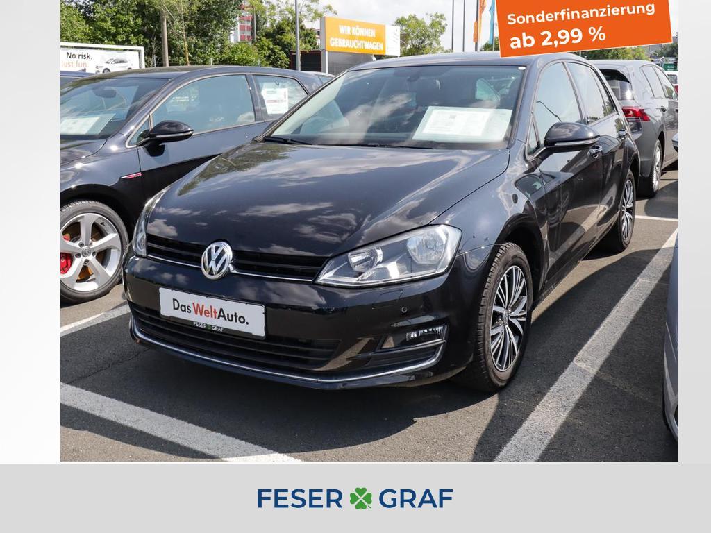Volkswagen Golf 2.0 TDI Allstar Navi Climatronic, Jahr 2016, Diesel