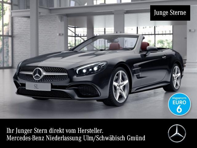 Mercedes-Benz SL 500 AMG Magic Sky ABC Harman Distr+ COMAND 9G, Jahr 2017, Benzin