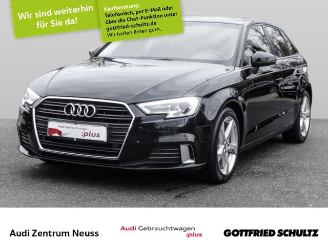 Audi A3 Sportback sport 2.0 TDI NAVI, GRA, SHZ, XEN Sport, Jahr 2017, Diesel