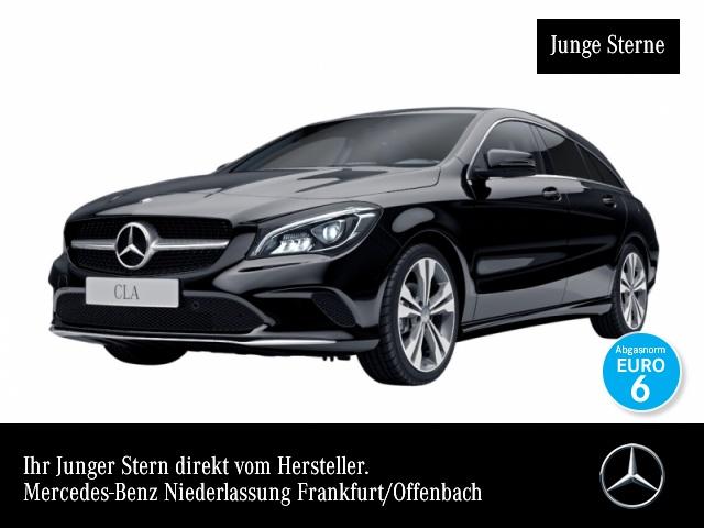 Mercedes-Benz CLA 180 SB Urban LED Navi Sitzh Sitzkomfort Chromp, Jahr 2016, Benzin