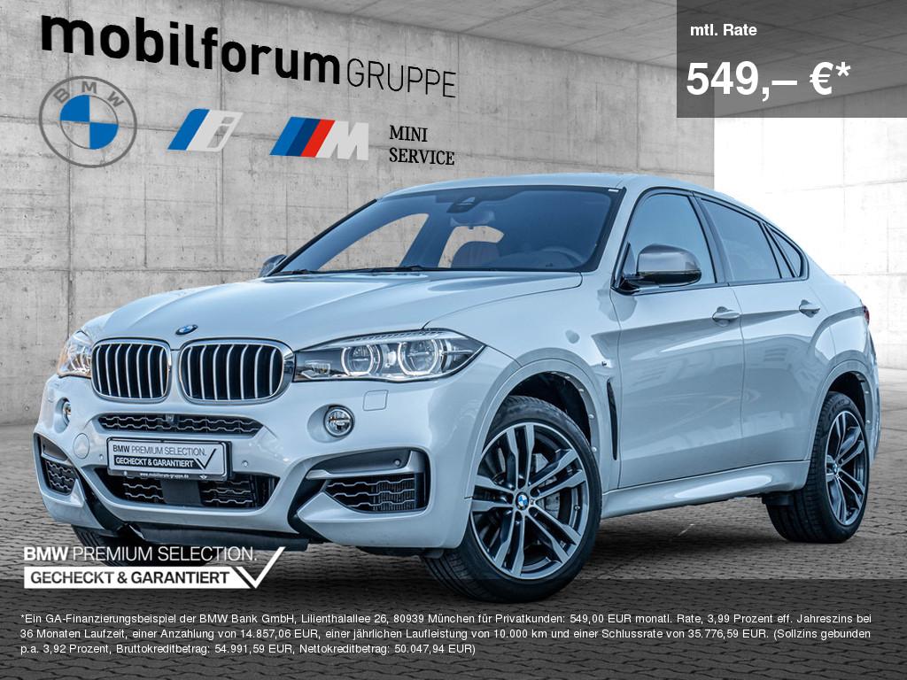 BMW X6 M50d, Jahr 2019, Diesel