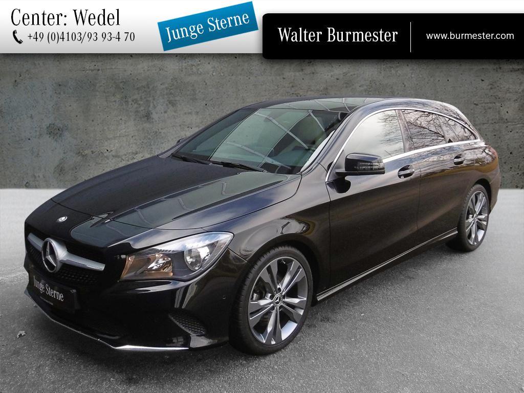 Mercedes-Benz CLA 220 d SB Harman+Urban+Pano.-Dach+Navi+PDC, Jahr 2018, Diesel