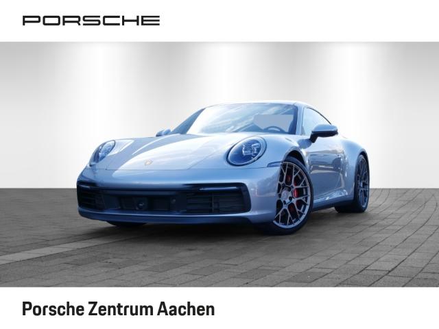 Porsche 992 911 S Coupe, Nachtsicht,Sportabgas,SportChrono, Jahr 2019, petrol
