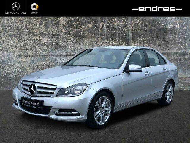 Mercedes-Benz C250+SITZHEIZUNG+KLIMA+MULTILENKRAD+NAVI+PDC+ETC, Jahr 2012, petrol