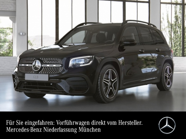 Mercedes-Benz GLB 200 AMG Navi Premium LED Night Kamera PTS Temp, Jahr 2020, Benzin