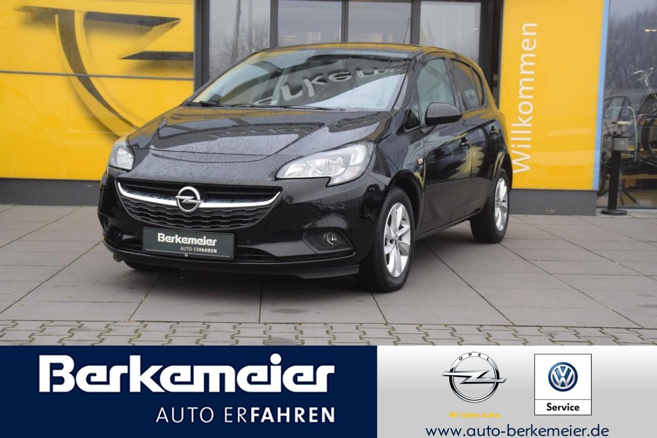 Opel Corsa 120 Jahre Klimaautom/Kamera/Sitzheiz/Parkpilot, Jahr 2019, Benzin