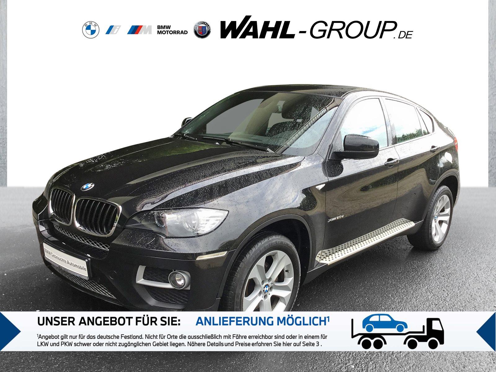 BMW X6 xDrive30d Sportpaket GSD Adapt.Dr. Xenon BT, Jahr 2014, Diesel