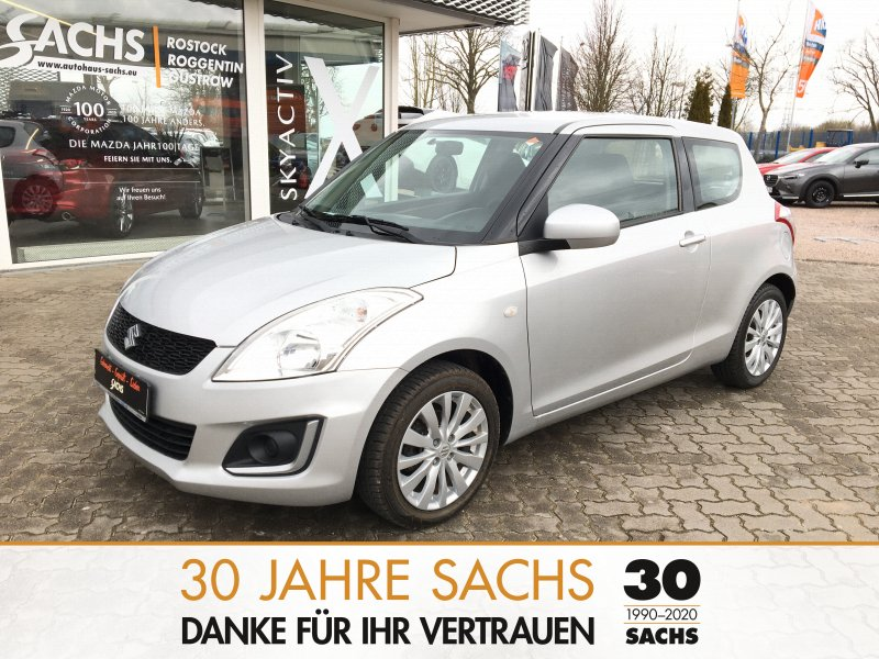Suzuki Swift 1.2 Club, Jahr 2014, Benzin