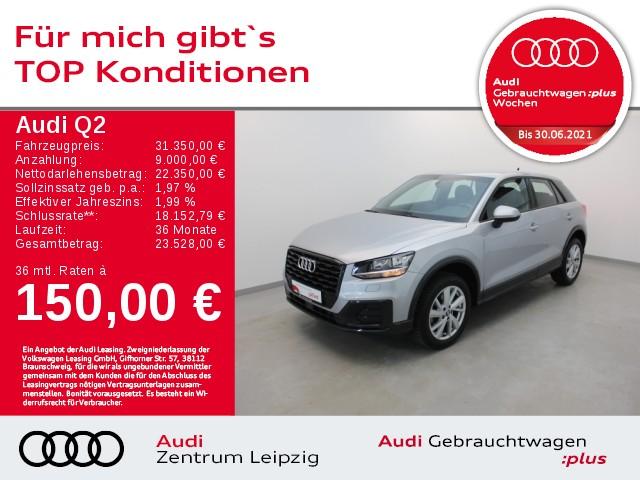 Audi Q2 35 TDI design S tronic *Navi*ACC*, Jahr 2020, Diesel