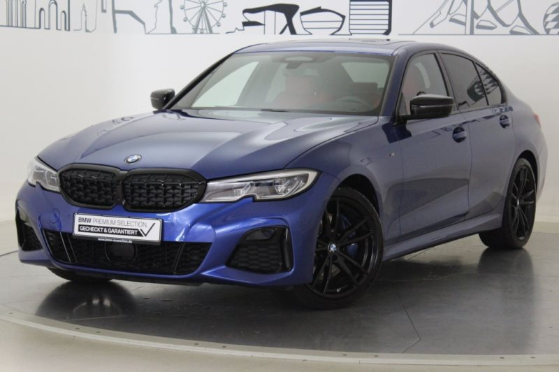 BMW M340i xDrive Limousine Gestiksteuerung Head-Up, Jahr 2020, Benzin