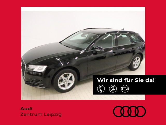 Audi A4 Avant 2.0 TDI *S tronic*Matrix*BT*SHZ*PDC*, Jahr 2018, Diesel