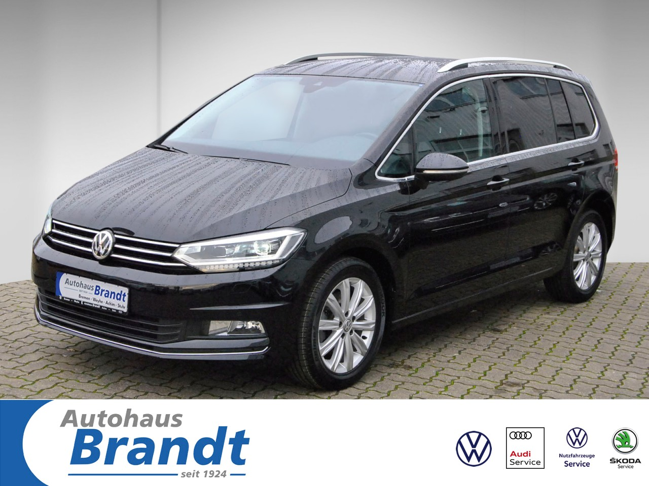 Volkswagen Touran 1.8 TSI Highline DSG NAVI*LED*PDC Klima, Jahr 2017, Benzin