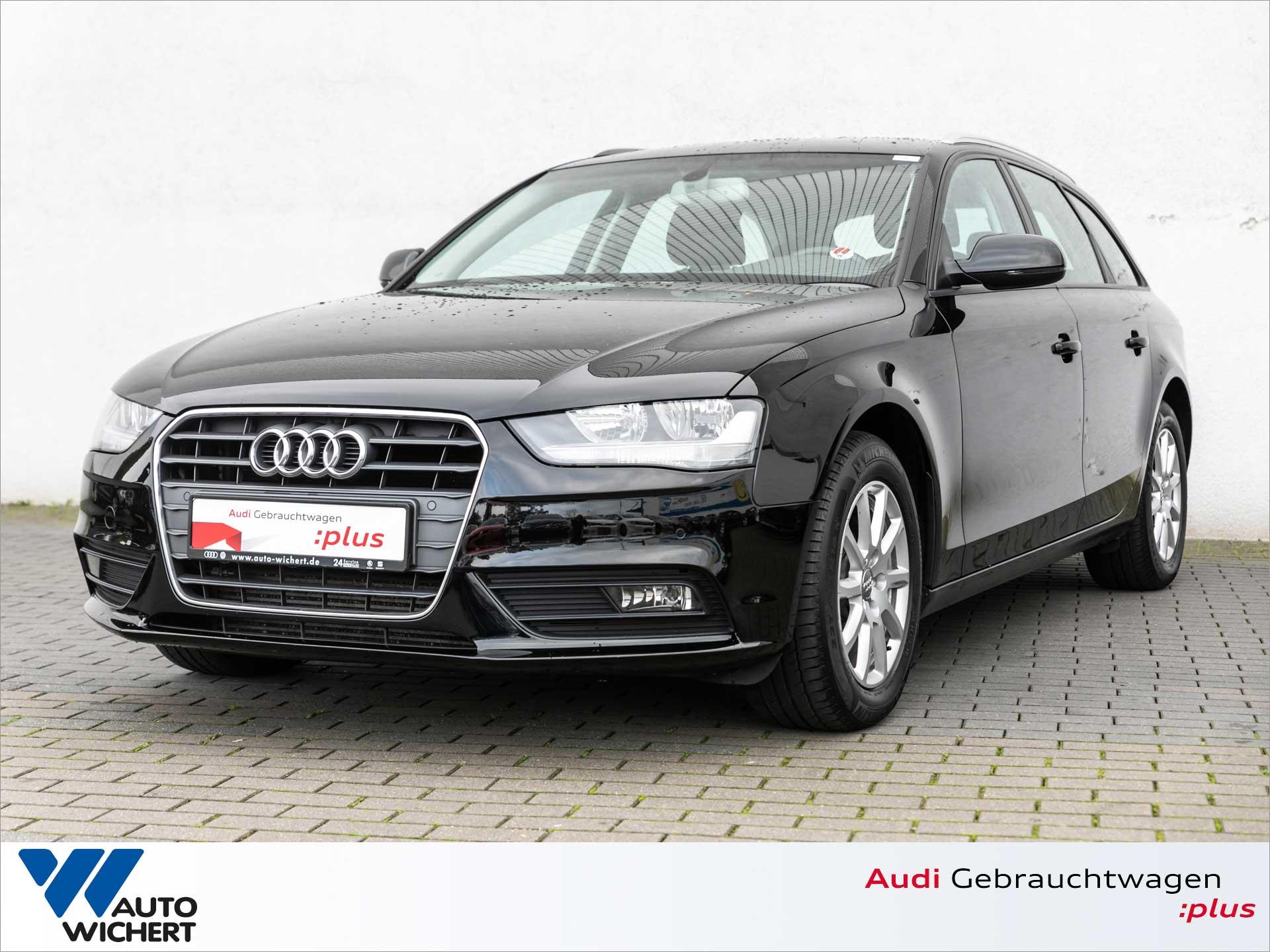 Audi A4 Avant 2.0 TDI 6-Gang NAVI/ AHK/ EINPARKHILFE, Jahr 2014, diesel