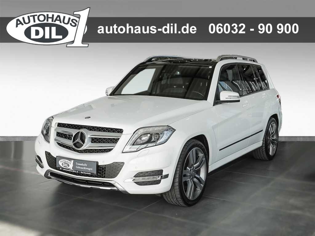 Mercedes-Benz GLK 350 CDI 4Matic *Pano*AHK*MwSt.*, Jahr 2013, Diesel