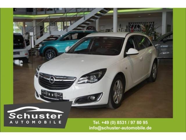 Opel Insignia ST Business Edit. 2.0CDTI Navi AHK PDCv+h, Jahr 2016, Diesel