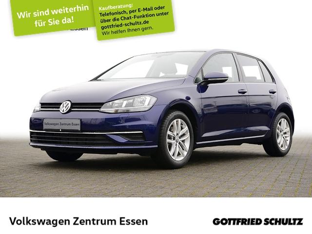 Volkswagen Golf Comfortline 1,0 TSI STANDHZG PDC SHZ ALU16, Jahr 2019, Benzin