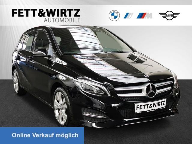 Mercedes-Benz B 180 DCT Navi LED Klimaaut. Sitzhz Tempomat PDC, Jahr 2018, Benzin