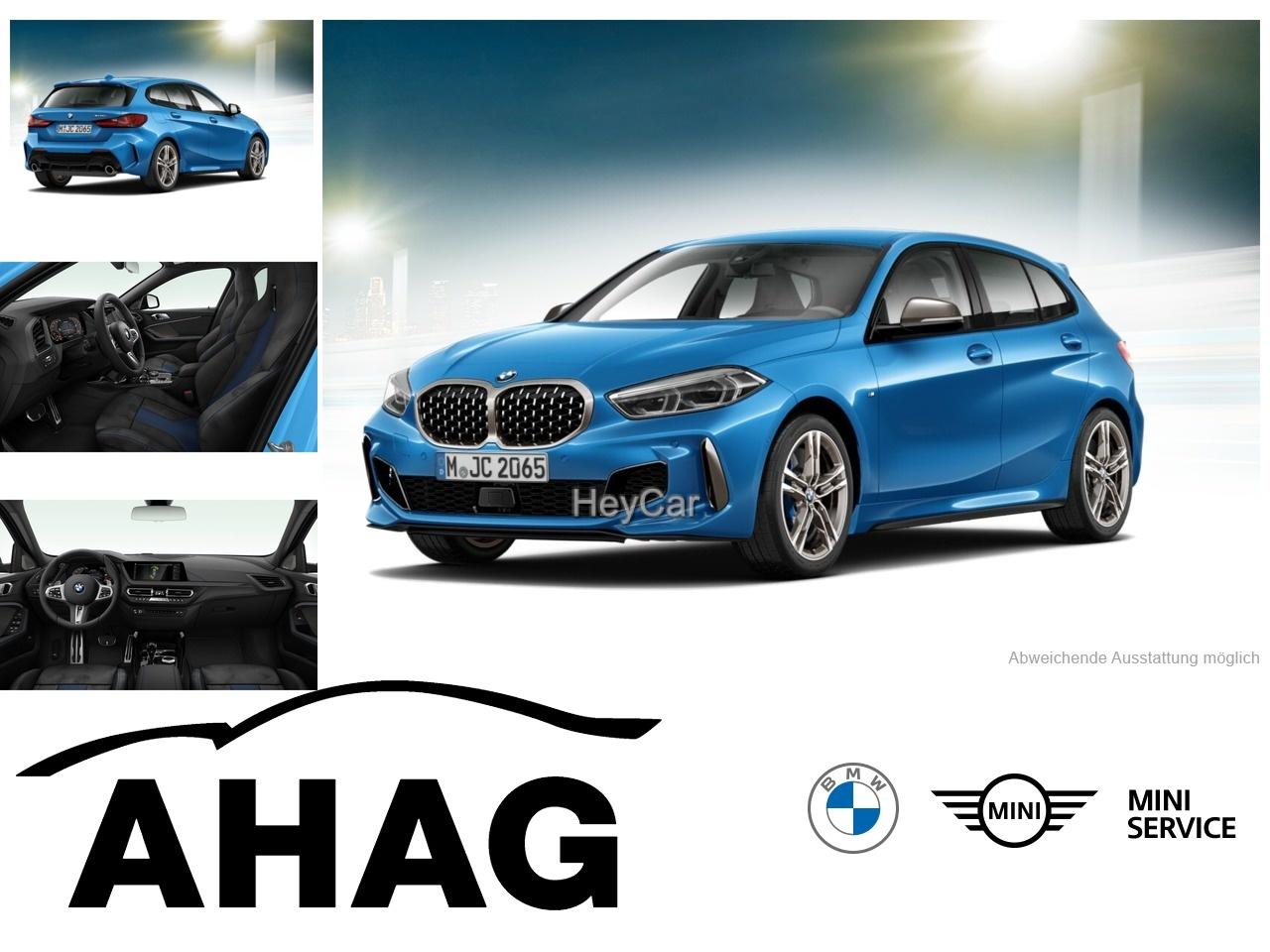 BMW M135i xDrive 5-trg., Jahr 2020, Benzin