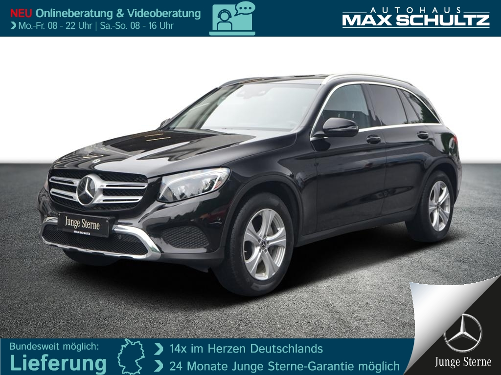 Mercedes-Benz GLC 350 d 4M Exclusive*Comand*Fahrassist.*LED, Jahr 2018, Diesel
