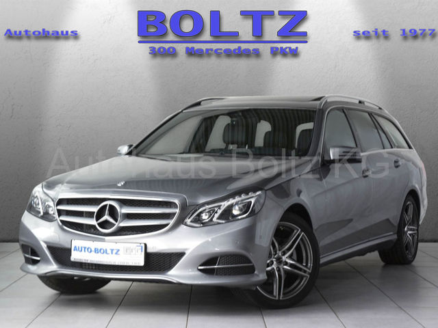 Mercedes-Benz E 200 T CGI BE Avantgarde SHD Parkass SHZ Navi, Jahr 2013, Benzin