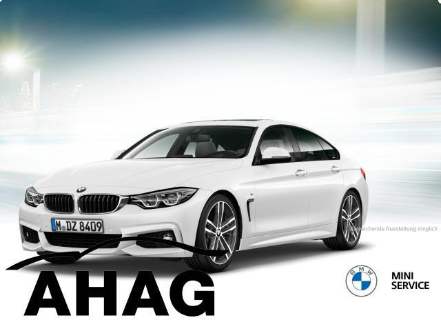 BMW 440i Gran Coupe M Sport Leder Glasdach HUD, Jahr 2018, Benzin