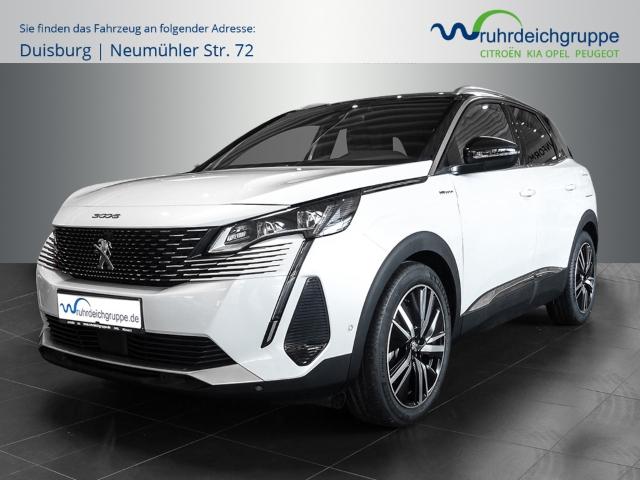 Peugeot 3008 Hybrid4 300 GT Plug-In EU6d LED Navi Keyless Massagesitze e-Sitze ACC Parklenkass., Jahr 2021, Hybrid