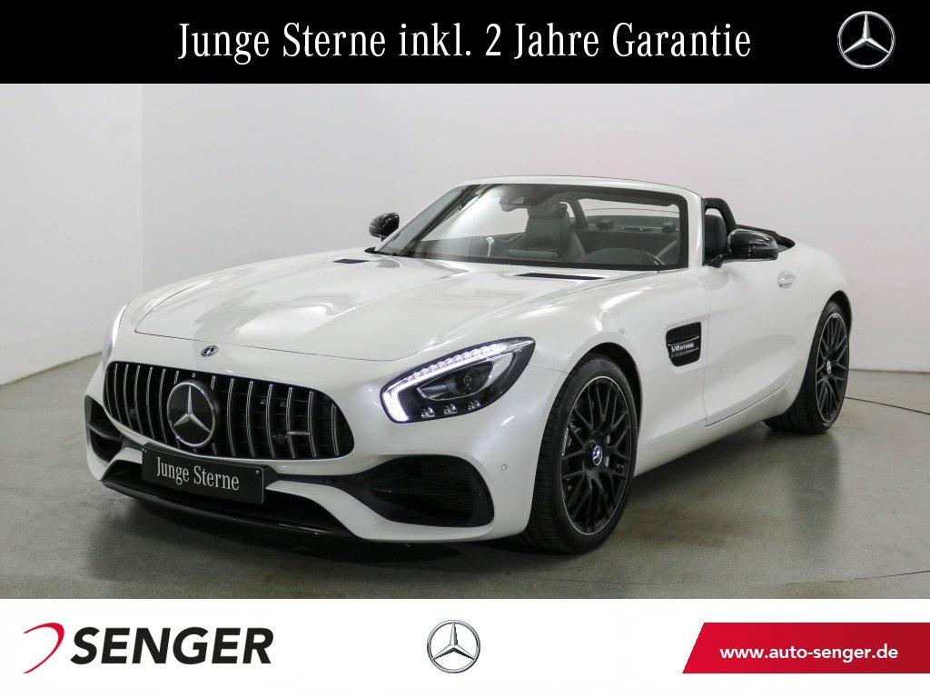 Mercedes-Benz AMG GT Roadster Night Distronic Burmester Comand, Jahr 2017, Benzin