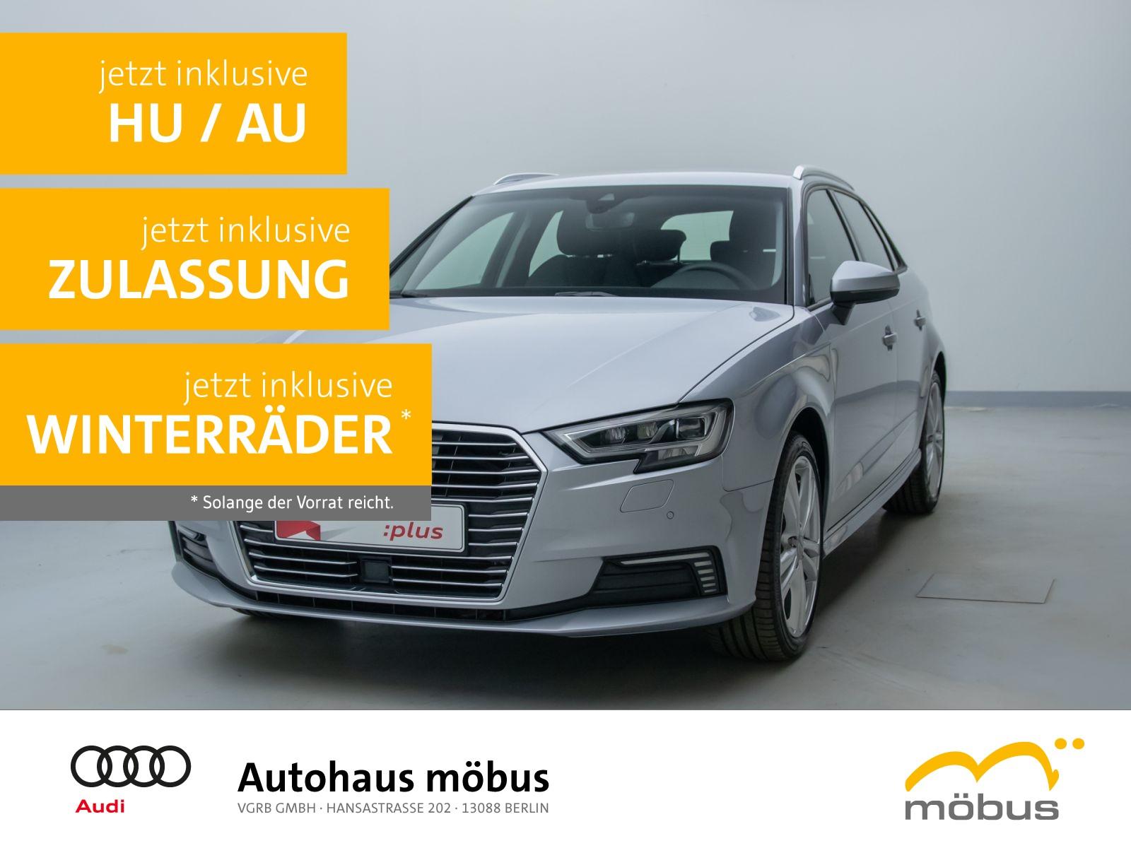 Audi A3 Sportback sport 40 e-tron *S-TRO*LED*NAV*GRA*, Jahr 2020, Hybrid