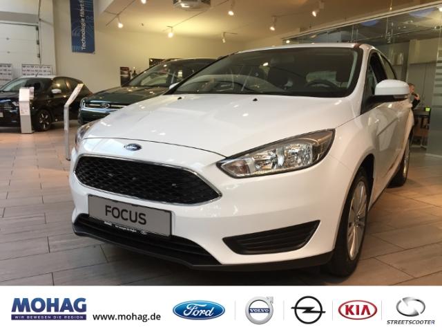 Ford Focus Trend Klimaanlage Freisprecheinrichtung, Jahr 2018, Benzin
