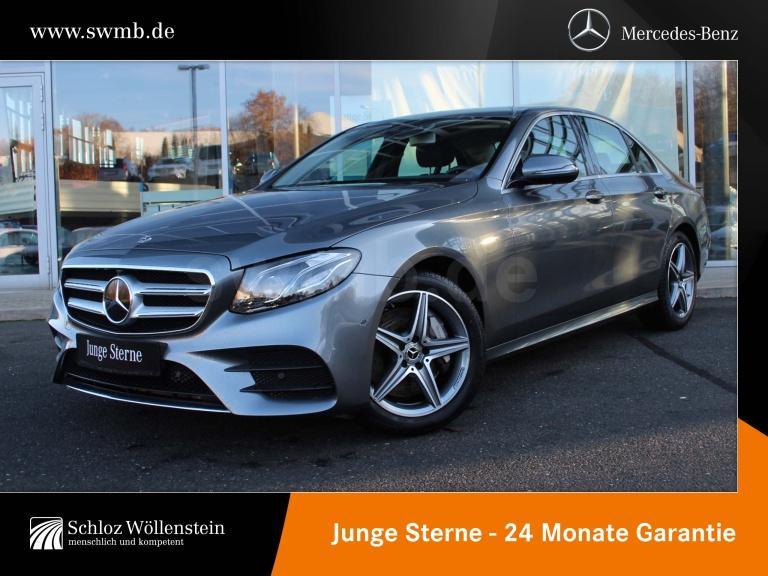 Mercedes-Benz E 450 4M AMG/Avantgarde/Memory/Distronic/360°, Jahr 2019, Benzin