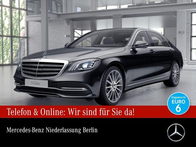 Mercedes-Benz S 560 L Nachtsicht Fondent FirstClass Pano Distr., Jahr 2017, Benzin