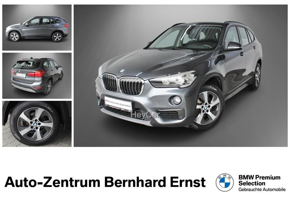 BMW X1 sDrive18i Advantage Klimaaut. PDC MF Lenkrad, Jahr 2016, Benzin