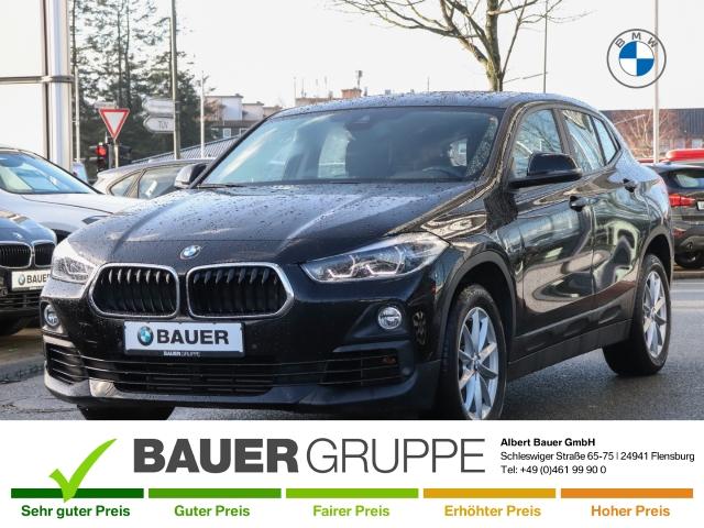 BMW X2 sDrive 18 i Advantage sDrive18i EU6d-T Park-Assistent LED Navi Keyless El. Heckklappe, Jahr 2018, Benzin