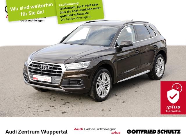 Audi Q5 2.0TDI quattro ACC LEDER AHK R-KAM LANE CONNECT Sport, Jahr 2019, Diesel