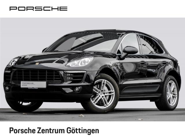 Porsche Macan S Diesel LenkradHZG SHZ Dyn. Kurvenlicht, Jahr 2015, diesel