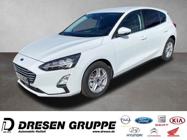 Ford Focus Cool&Conect LED+Navi+Kamera+Parkassistent, Jahr 2020, Benzin