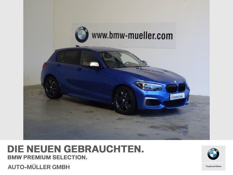 BMW M140i 5-Türer Aut. Spezial Ed. LED Kamera, Jahr 2018, Benzin
